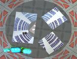 우주 비행선 시뮬레이터