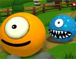 노란 공의 모험