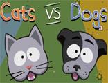 [멀티] 고양이 vs 개