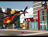 레고 소방헬기