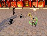 소림사 vs 닌자