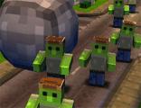 바위 vs 좀비